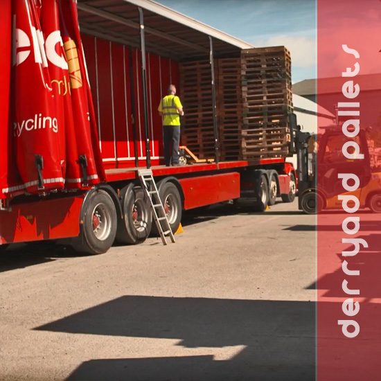 Derryadd Pallets Northern Ireland